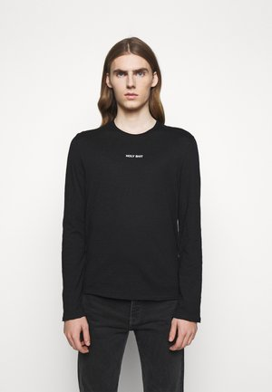 TOKI HOLY - Long sleeved top - noir