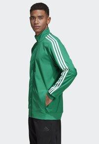 adidas Performance - TIRO 19 CLIMALITE TRACKSUIT - Training jacket - green - 4