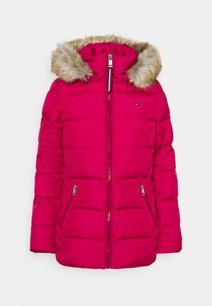 BAFFLE - Down jacket - royal magenta