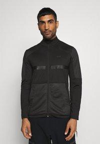 Icepeak - EXETER - Fleece jacket - black - 0