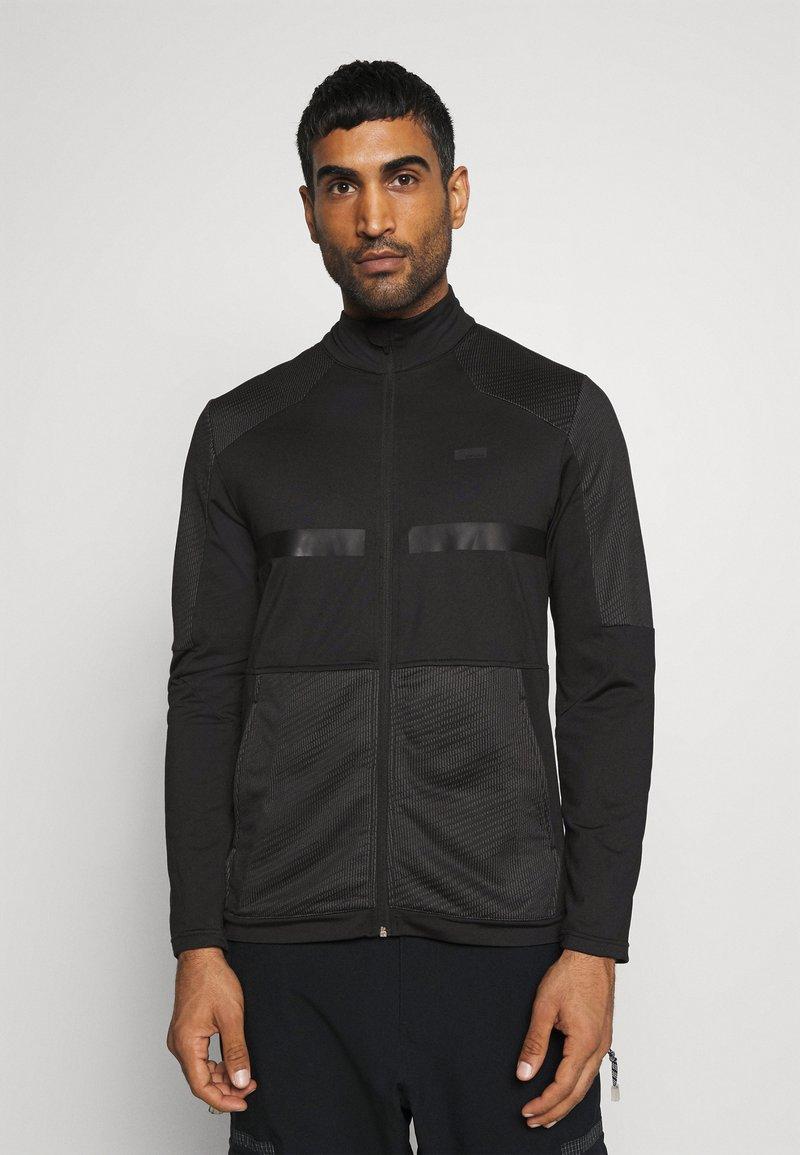 Icepeak - EXETER - Fleece jacket - black