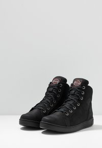 Harley Davidson - WATKINS - High-top trainers - black - 2