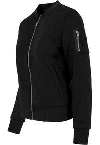 Urban Classics - Bomber Jacket - black - 4