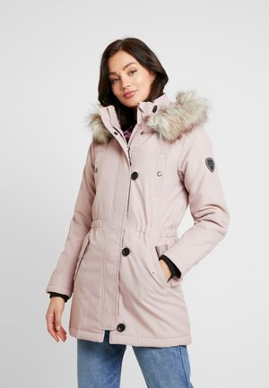 ONLIRIS - Winter coat - rose dust