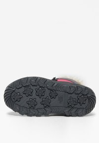 The North Face - Y SHELLISTA EXTREME - Winter boots - zinc grey/mr. pink - 4