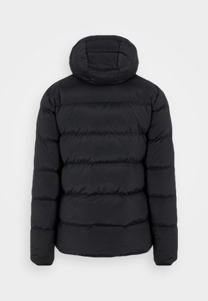STRETCH JACKET - Down jacket - black