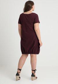 Zizzi - MMARRAKESH DRESS - Day dress - port royal - 2