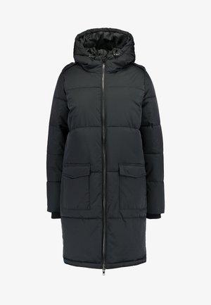 OBJZHANNA LONG JACKET  - Vinterkåpe / -frakk - black
