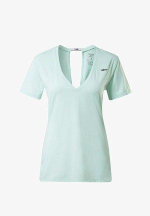 ACTIVCHILL ATHLETIC - T-shirt print - green