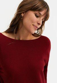 WE Fashion - Jumper - vintage red - 4