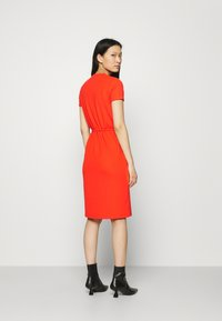 Calvin Klein - LOGO DRESS - Jersey dress - fiesta - 2