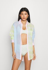 Solid & Striped - THE LONG OXFORD VOILE - Beach accessory - pink/multicolor - 0