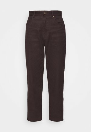 SHELBY - Straight leg jeans - mulberry