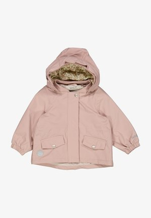 AGGA TECH - Parka - rose powder