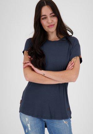 MIMMYAK A  - Basic T-shirt - marine