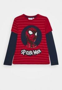 Desigual - MARVEL SPIDER MAN - Langarmshirt - red - 0