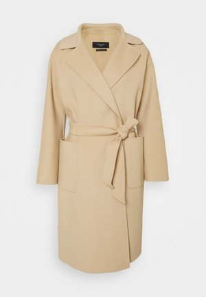 ROVO - Classic coat - honey