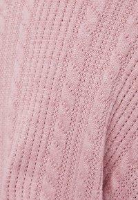 Bershka - Svetr - pink - 5