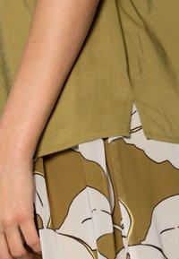 Esprit Collection - BLOUSE - Blouse - olive - 3