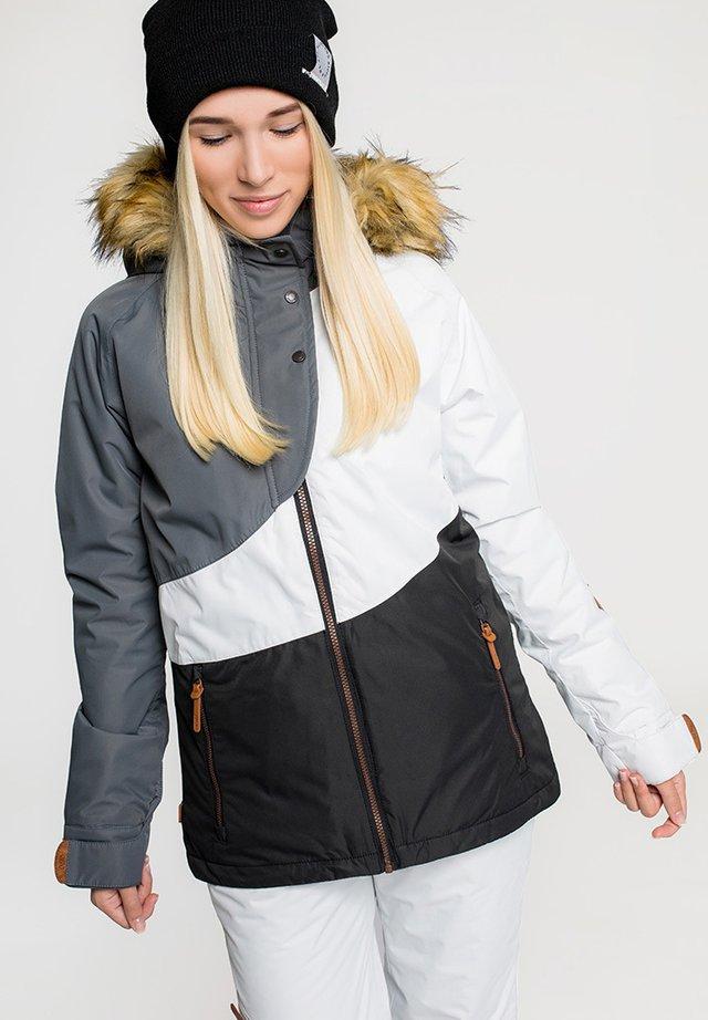 JILIAN - Snowboard jacket - white