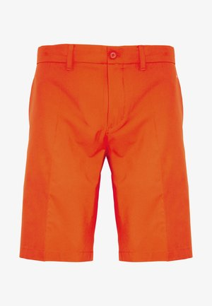 SOMLE TAPERED - Outdoor shorts - tomato red