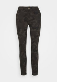 DL1961 - FLORENCE ANKLE - Jeans Skinny - fort greene - 0