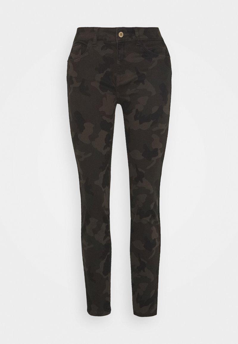 DL1961 - FLORENCE ANKLE - Jeans Skinny - fort greene
