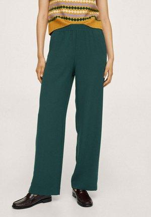 Spodnie materiałowe - vert