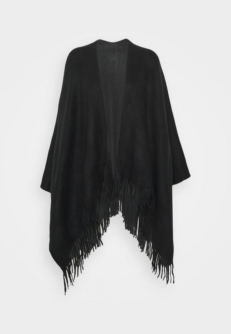 Marks & Spencer London - NEW OPP WRAP - Cape - black