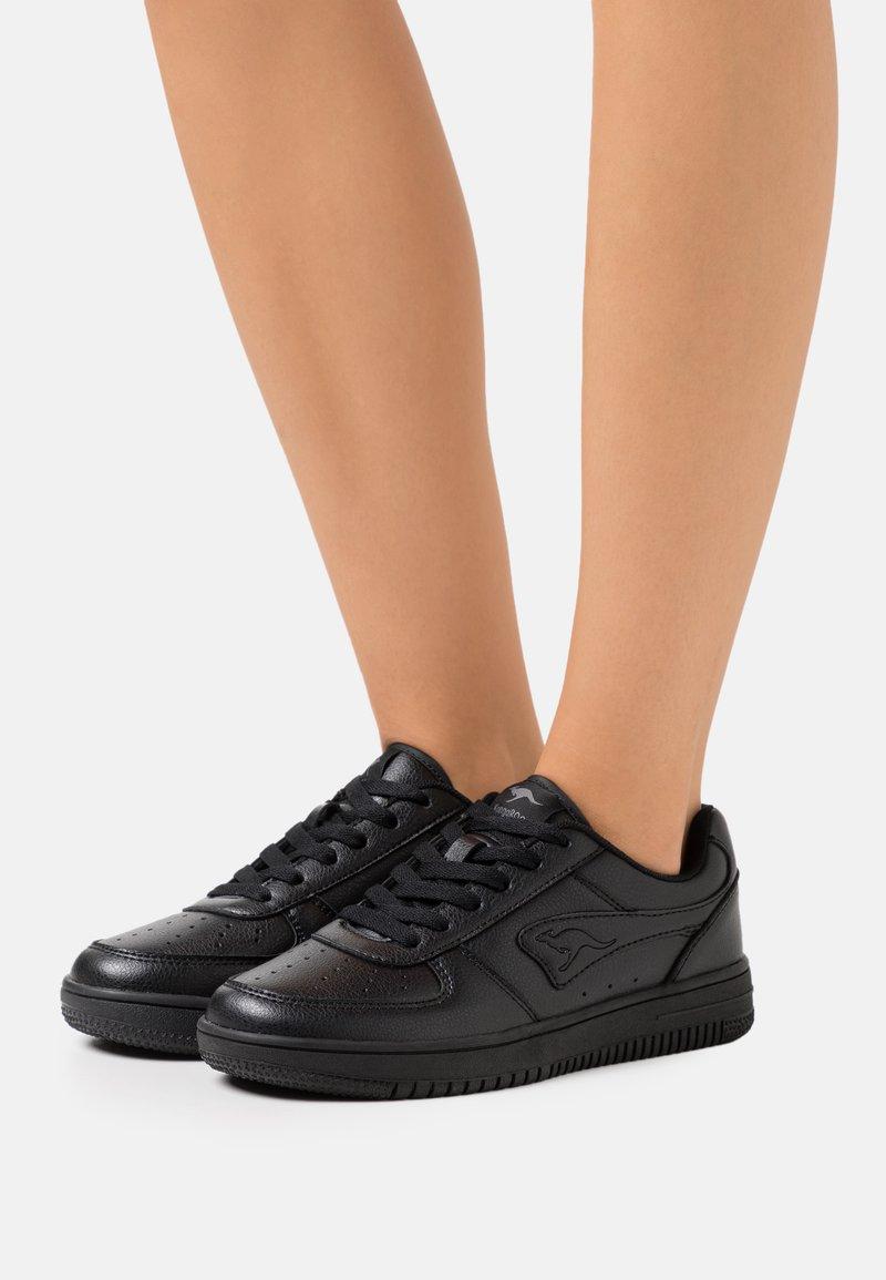 KangaROOS - K-WATCH - Sneakers - jet black