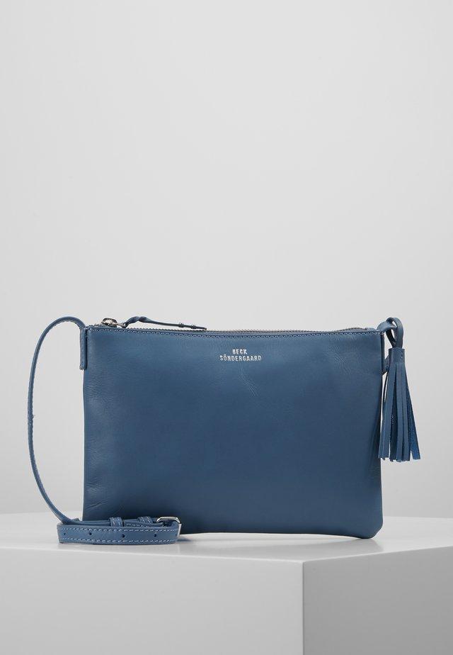 LYMBO - Olkalaukku - dusty blue