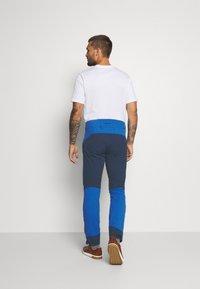 Norrøna - FALKETIND FLEX HEAVY DUTY  - Pantaloni outdoor - blue - 2