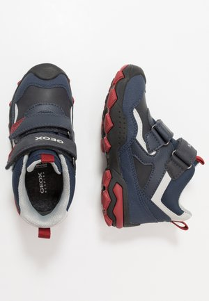 BULLER BOY  ABX - Botas para la nieve - navy/dark red