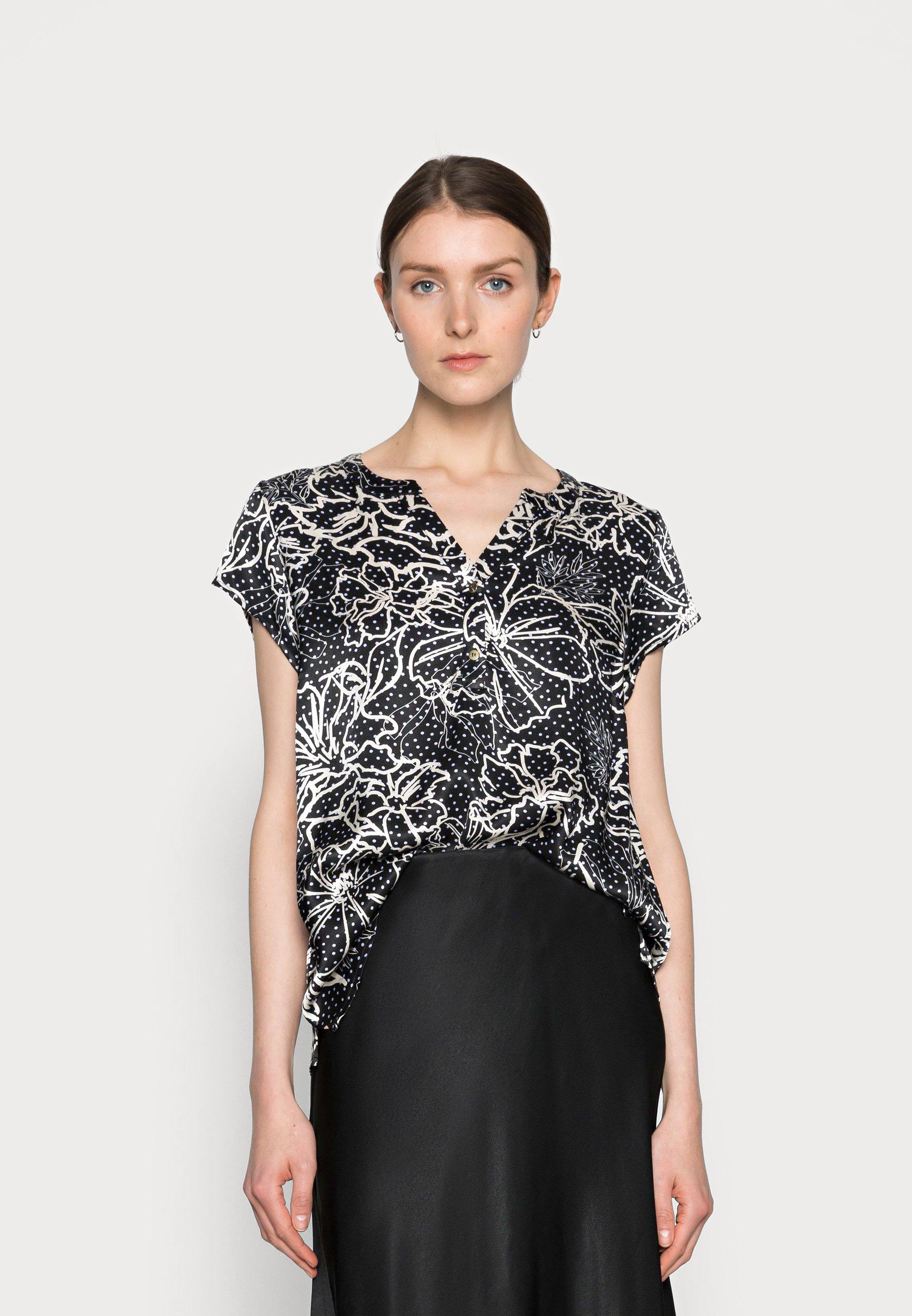 Women EMILY CAPSLEEVE - Basic T-shirt