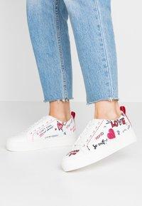 ALDO - UMIASSA - Sneakers laag - white - 0