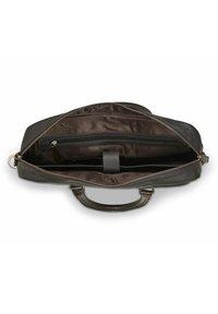 Howard London - Morris Dark Brown - Laptop bag - dark brown - 3