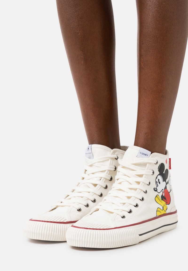 MOA - Master of Arts - MASTER COLLECTOR - Sneakers alte - white