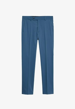 Suit trousers - sky blue