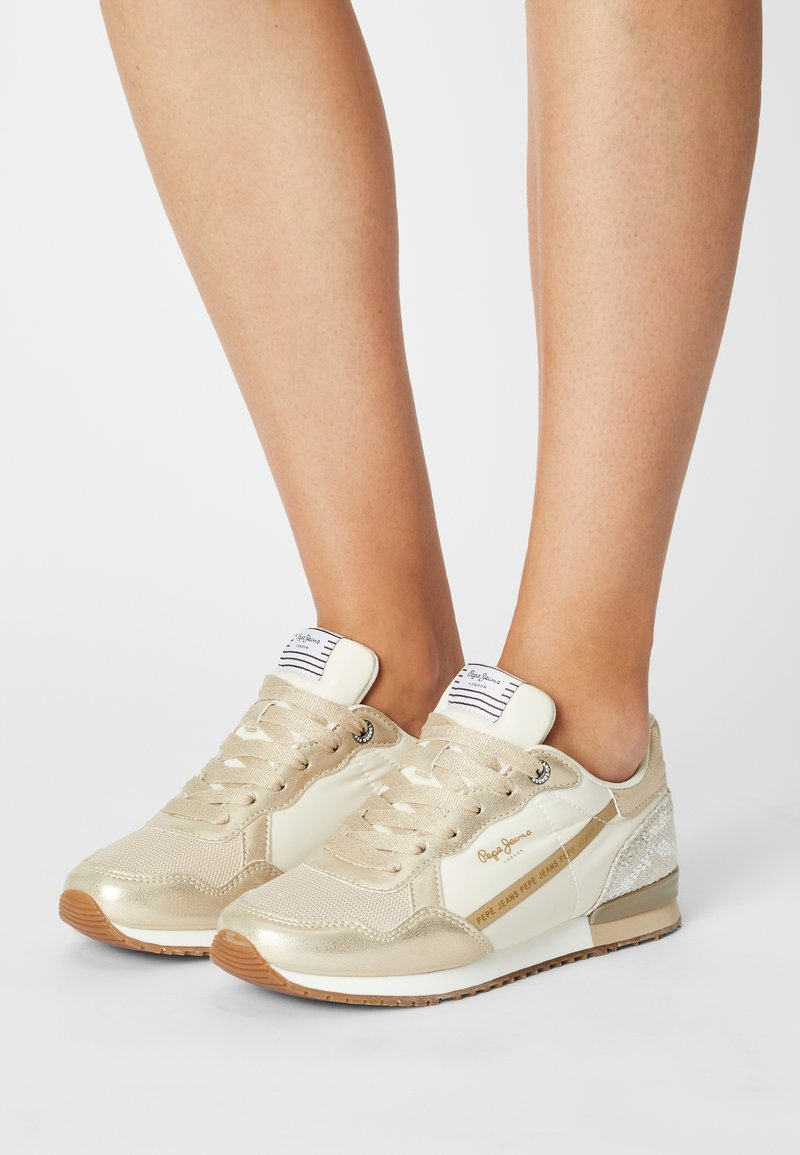 Pepe Jeans - ARCHIE TOP - Trainers - gold
