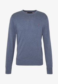 Tommy Hilfiger - CREW NECK - Maglione - blue - 3