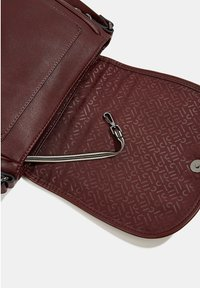 Esprit - Across body bag - bordeaux red - 6