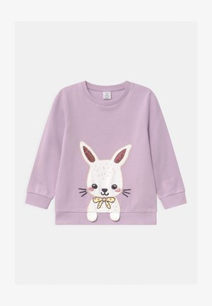 MINI RABBIT PATCH - Sweatshirt - light lilac
