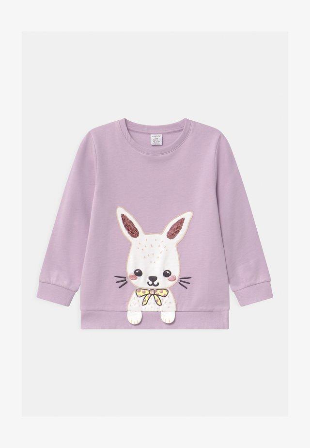 MINI RABBIT PATCH - Sweatshirt - light lilac