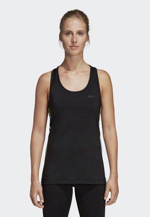 TANK - Funktionsshirt - black