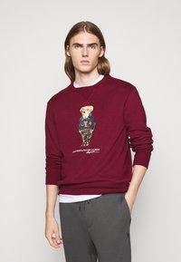Polo Ralph Lauren - Sweatshirt - classic wine - 0