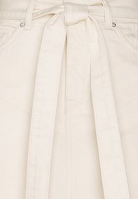 Selected Femme - SLFALMA LONG - Pencil skirt - creme - 2