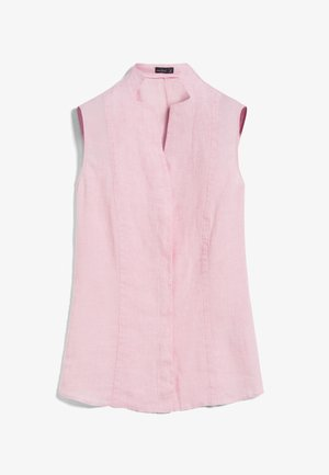 M-ALIN-W38 - Button-down blouse - rosa