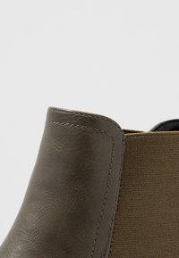 Anna Field - Ankle boots - dark green - 2