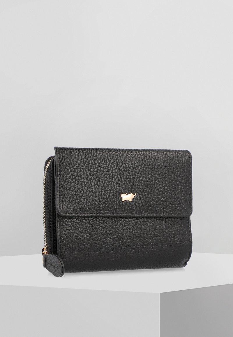 Braun Büffel - ASTI - Wallet - black
