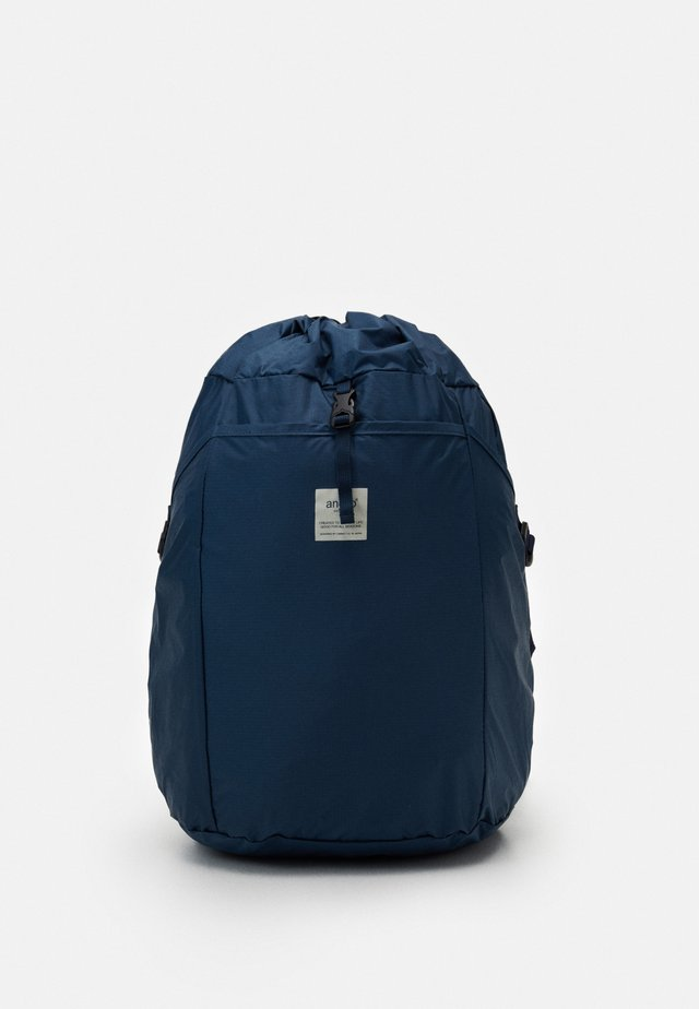 DRAWSTRING BACKPACK - Rugzak - navy